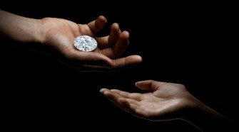 Sotheby's to Offer A 'Perfect' 102.39-Carat Diamond