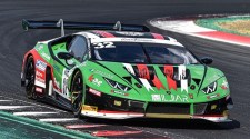 Lamborghini secures one-two finish in penultimate Italian GT Endurance round