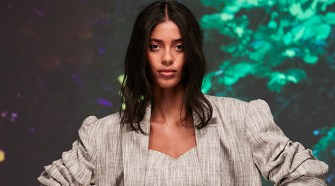 Cinq à Sept Spring / Summer 2021 Collection at New York Fashion Week