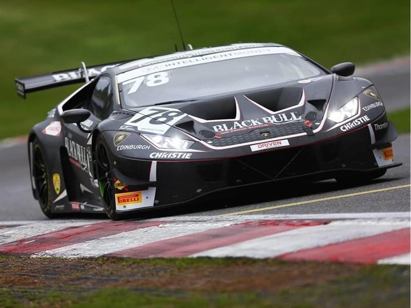 Lamborghini Huracán GT3 Evo - Barwell Motorsport - British GT