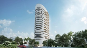 Sixty6 Tower by Pininfarina wins the 2020 International Architecture Award