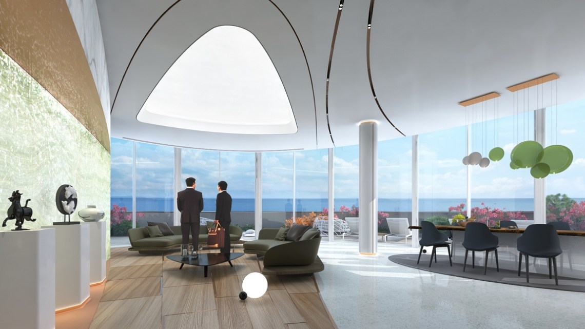 Sixty6 interiors