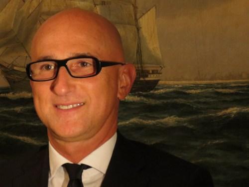Federico Boselli CEO Luxury Jersey