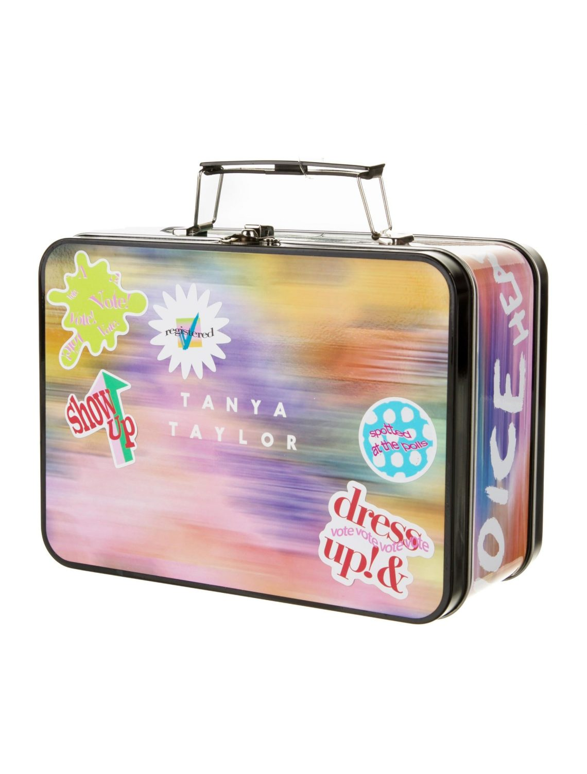 Tanya Taylor Lunchbox stickers