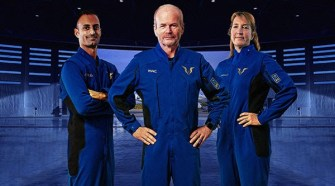 Virgin Galactic Partners with Under Armour to Unveil the Spacesuits for the World's First Commercial Spaceflight Pilot Corps