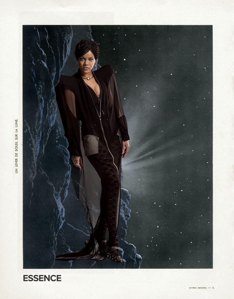 Rihanna Moonlight Image