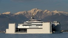 ROSSINAVI LAUNCHES 70M ICE-CLASS SUPERYACHT POLARIS