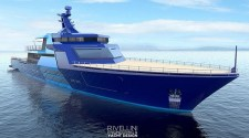 VALERIO RIVELLINI DESIGNS EXTENDED EXPLORER, THE PERFECT CONCEPT FOR CRUISING AROUND THE WORLD