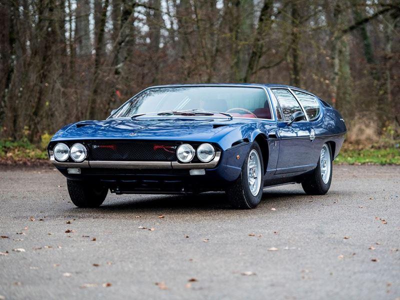 Lamborghini Espada - Courtesy RM-Sotheby's