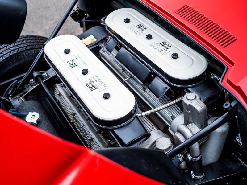 Lamborghini Miura SV - Courtesy RM-Sotheby's