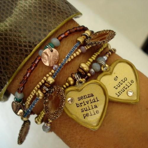 Ofelia Beltrame HOMI Fashion Jewels Exhibition Community