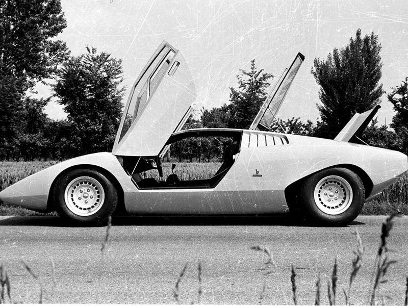 Lamborghini Countach LP 500 5