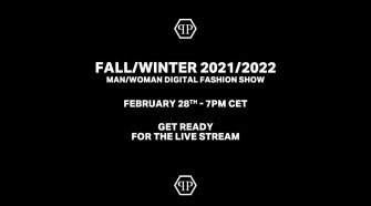 PHILIPP PLEIN Autumn Winter 2021/2022 Man/Woman Digital Fashion Show