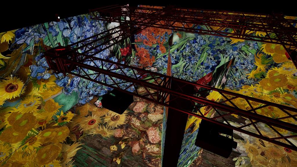 Beyond Van Gogh: An Immersive Experience