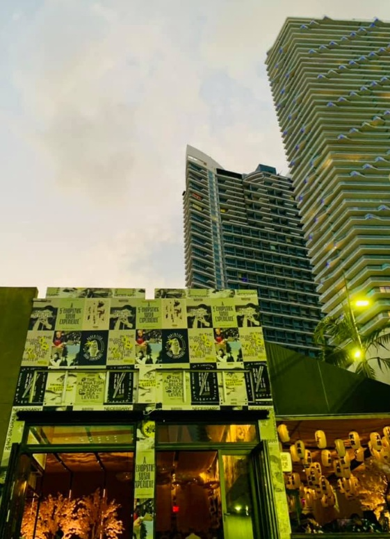 Brickell Area's Newest Dining Spot, Paperfish Sushi