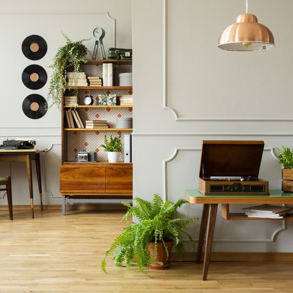 How To Add a Vintage Feel To Your Home