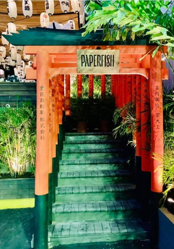 Torii Gate Entrance