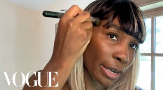 """Venus Williams's Guide to """"Everyday Glam"""" Skin Care and Makeup 