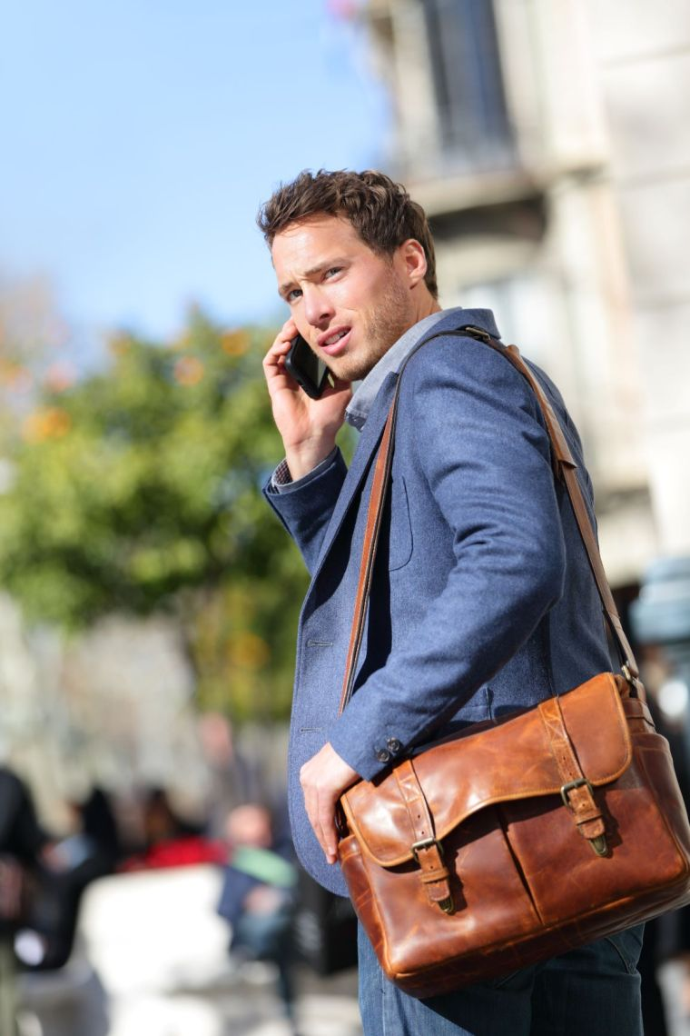 4 Tips On Choosing The Perfect Leather Laptop Bag