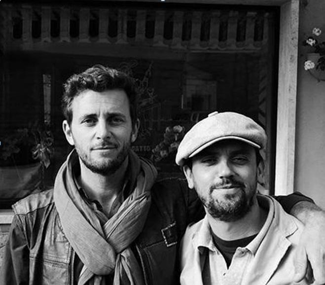 Award winning producers Romain Piro and Daniele Lepori