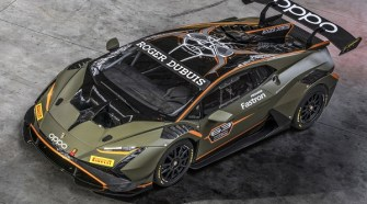 New Lamborghini Huracán Super Trofeo EVO2: Racing In Style