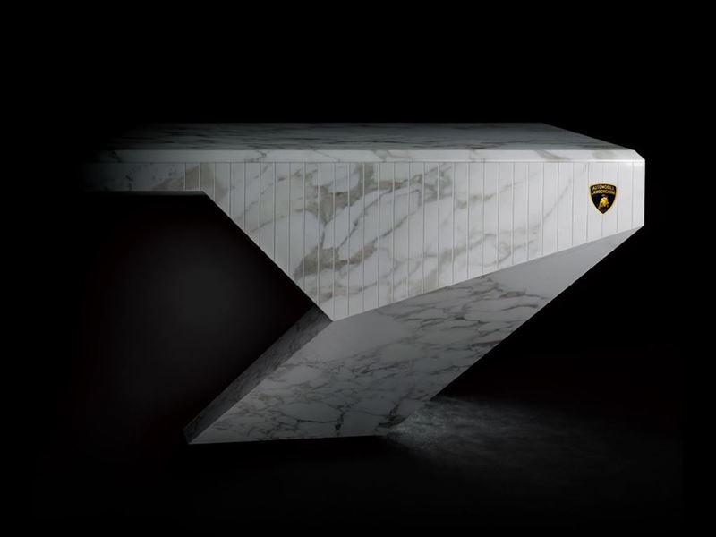 Lamborghini Lounge NYC - Kitchen, La dolce vita
