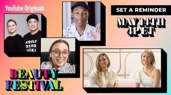 YouTube Beauty Festival ft Selena, Pharrell, Emma Chamberlain & more!