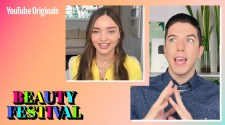 YouTube #BeautyFest with Miranda Kerr!