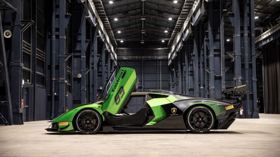 Lamborghini Essenza SCV12 - HangarBicocca