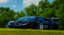 Lamborghini makes history with 100th GT3 victory thanks to another GT World Challenge America success