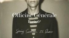 Officine Générale | Spring Summer 22 Fashion Show