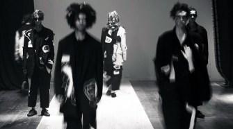 YOHJI YAMAMOTO pour homme S/S2022 Video Log