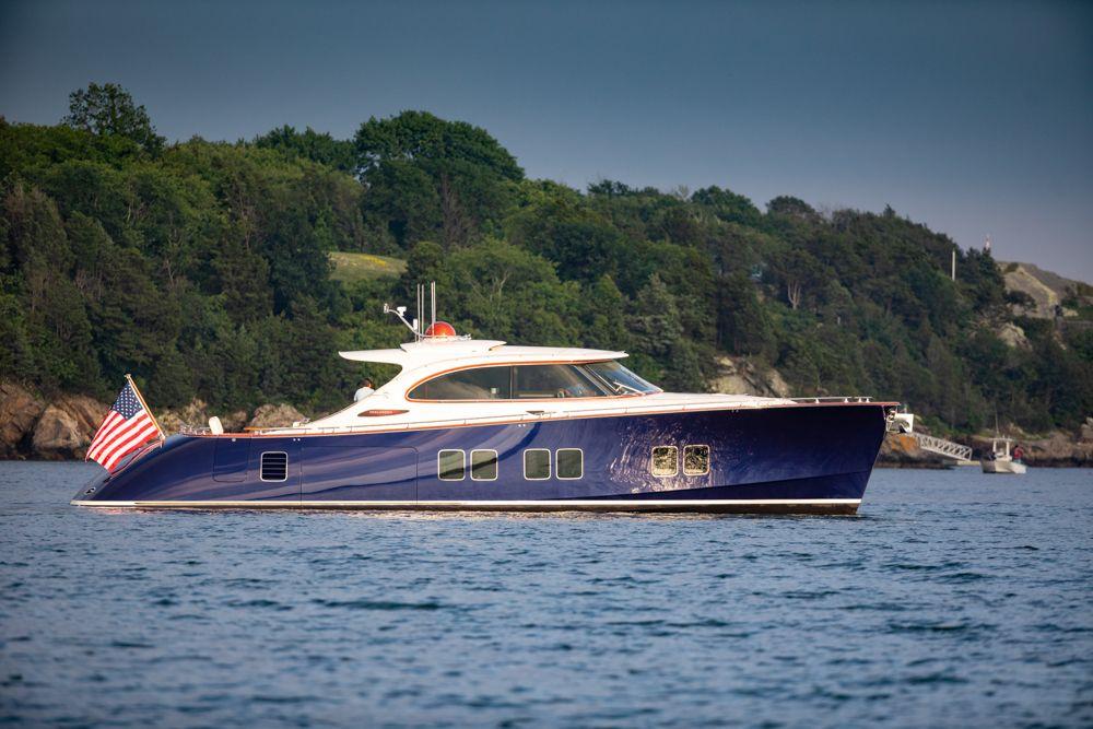 Z72 yacht