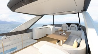THE NEW AZIMUT 68: A YACHT FOR THE WORLD