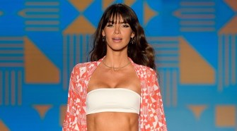 Nicole Williams English sets the disco vibes during Miami Swim Week with new Nia Lynn collection