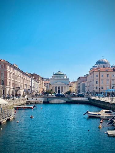 Canal Grande of Trieste