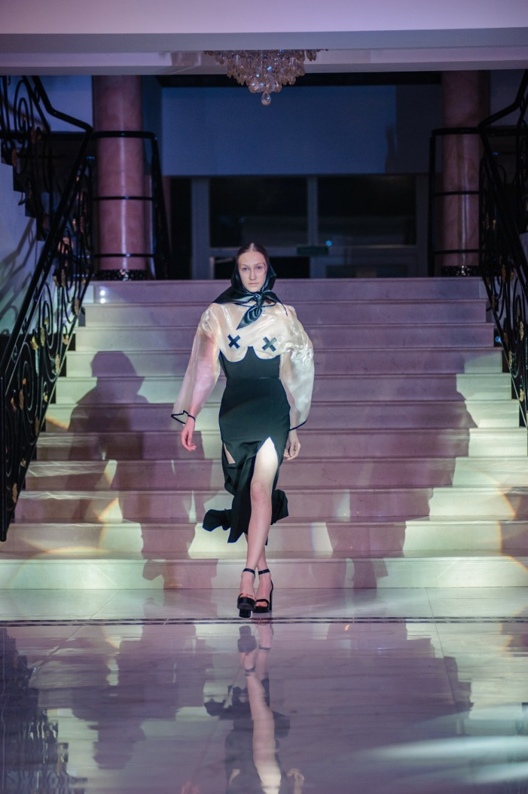 Eva Stepanchuk with Femme Fatale collection