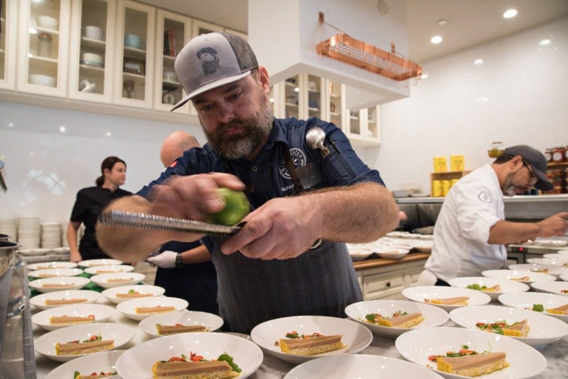 Chef Michael Hackman