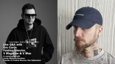Live Q&A Han Kjøbenhavn and Gro Curtis, V Magazine