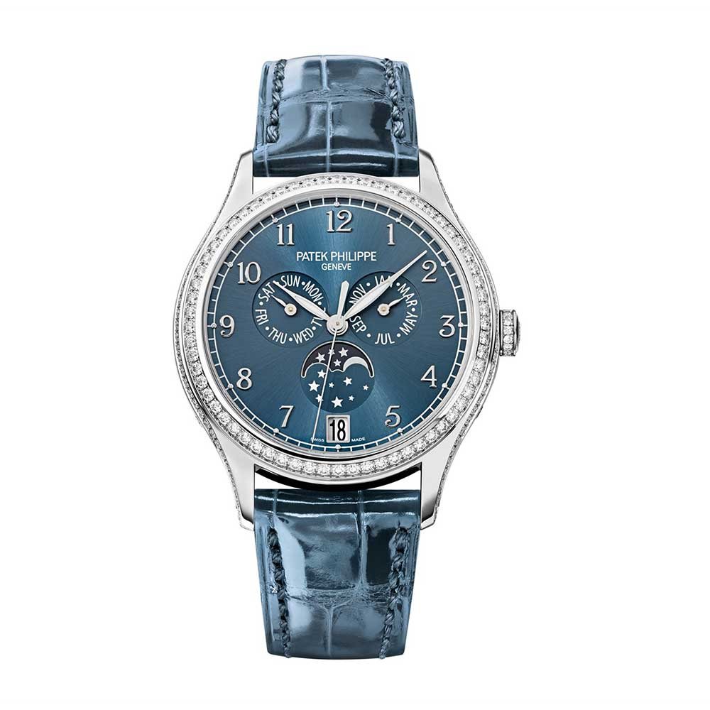 Patek Philippe Complications Automatic Ladies Watch 4947G-001