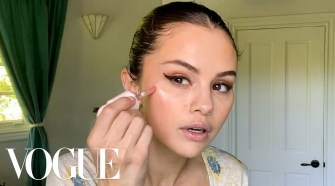 Selena Gomez's Guide to the Perfect Cat Eye | Beauty Secrets | Vogue