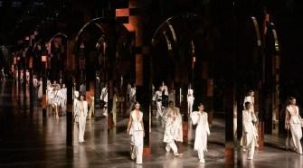 Fendi Women's Ready to Wear Spring/Summer 2022