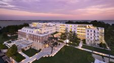 JW Marriott Venice Resort and Spa: facade seen from drone