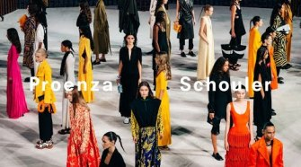 Proenza Schouler Spring Summer 2022 Runway Collection