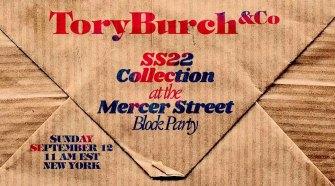 Tory Burch Spring/Summer 2022 Runway Show