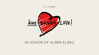 Love Brings Love - A Tribute Fashion Show in honor of Alber Elbaz