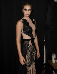Art Hearts Fashion Los Angeles Fashion Week Backstage and Front Row - Day 1 25