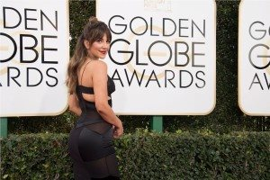 74th Annual Golden Globes Awards Red Carpet 3