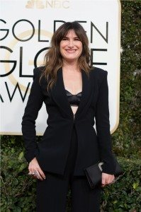 74th Annual Golden Globes Awards Red Carpet 25