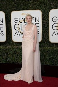 74th Annual Golden Globes Awards Red Carpet 27